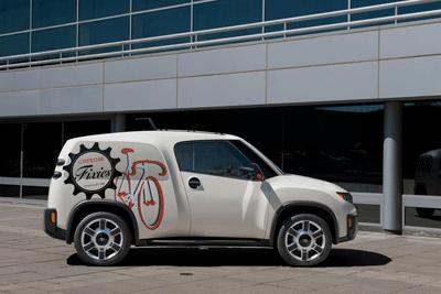 Image of Toyota U2 concept van