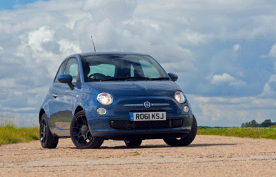 Image of Fiat 500 TwinAir
