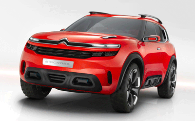Image of Citroen Aircross