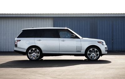Image of a Range Rover