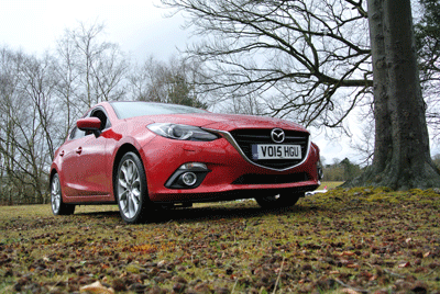 Image of Mazda3