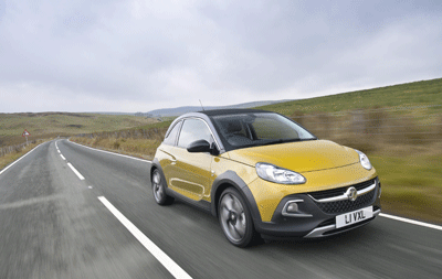 Image of Vauxhall ADAM ROCKS