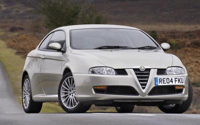 Image of Alfa GT