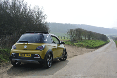 Image of Vauxhall Adam Rocs