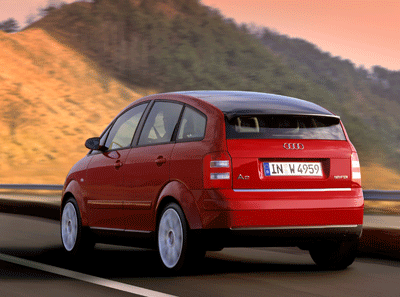 Image of Audi A2