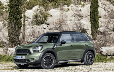 Image of MINI Countryman