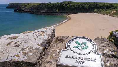 Image of Barafundle bay