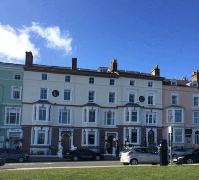 Image of Lauriston Court Hotel in Llandudno