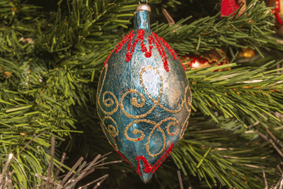 Image of baubles