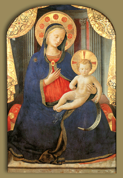 Image of the Virgin Mary