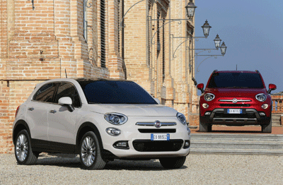 Image of Fiat 500x