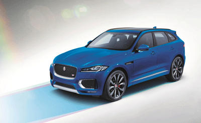 Image of Jaguar F-Pace