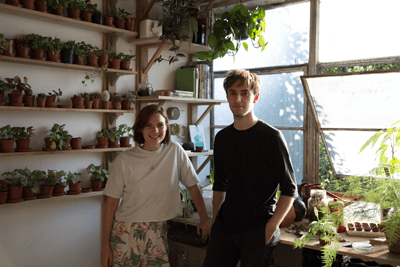 Emma Sibley and Tom Murphy, London Terrarium