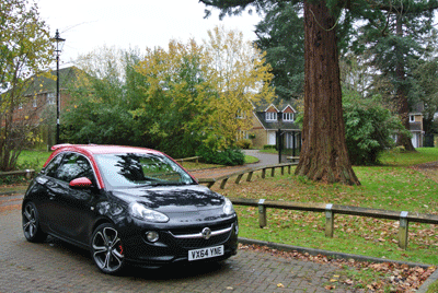 Image of Vauxhall Adam