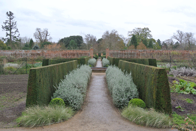 Image of garden at Wimpole Estate