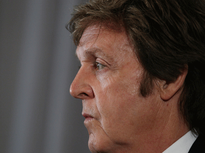Image of Paul McCartney