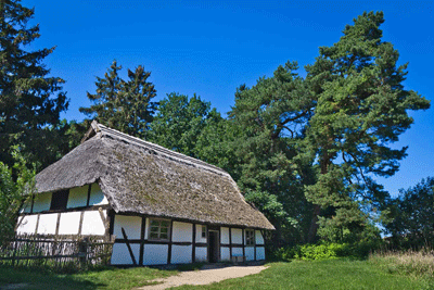 Image of a country cottage