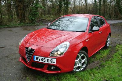 Image of Alfa Romeo Giulietta