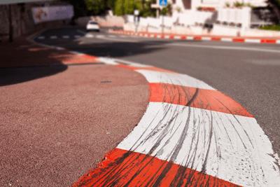 Formula One race track