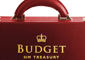 Image of the Budget briefcase