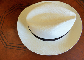 Image of a Panama hat