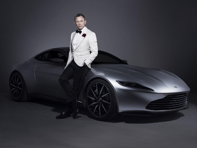 Image of Aston Martin DB10