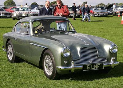 Image of Aston Martin DB2
