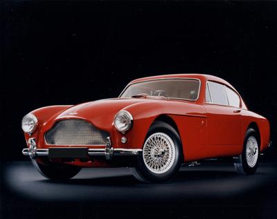 Image of Aston Martin DB Mark III