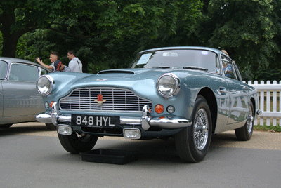 Image of Aston Martin DB5
