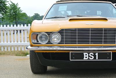 Image of Aston Martin DBS