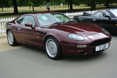 Image of Aston Martin DB7