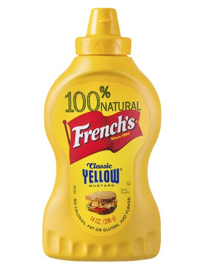 Image of American mustard