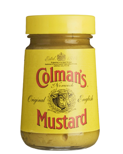 Image of Colman's English Mustard