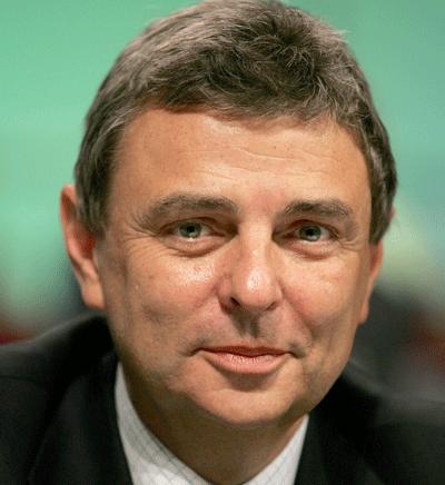 Image of Dave Prentice