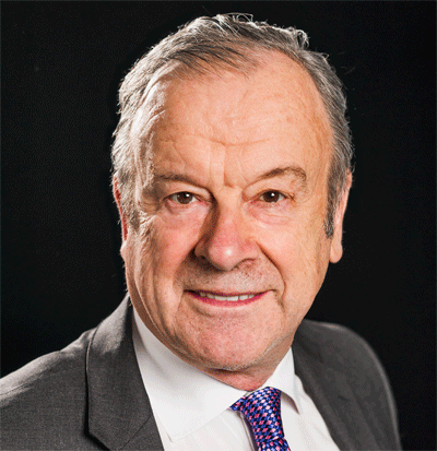Image of John Mills of JML