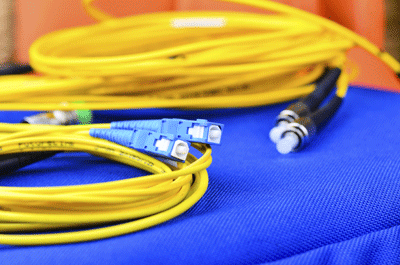 Image of broadband wires