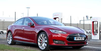 Image of Tesla Model S