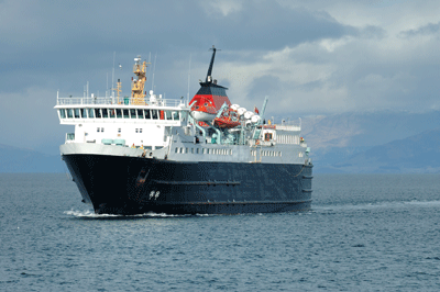 Image of a big honking ferry
