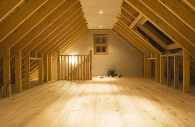 Image of a loft conversion