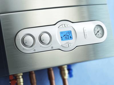 Image of a boiler