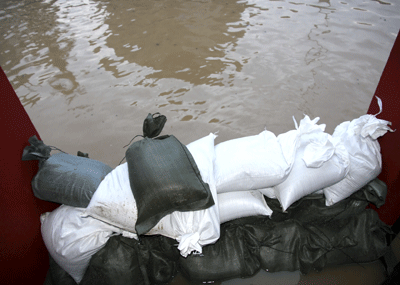 Image of flood defences