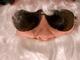 Image of santa wearing sunglasses