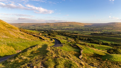 Image of the Buttertubs Pass