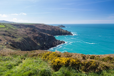 Image of Zennor coastline