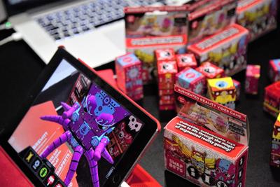 Image of Swapbots toys