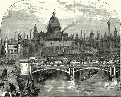 Image of Victorian London