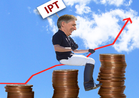 IPT tax increase