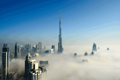 Image of the Burj Khalifa