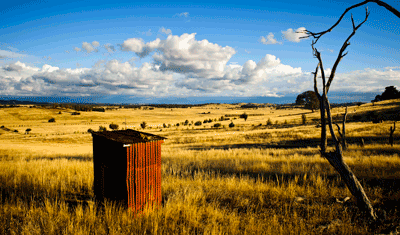 Image of Australian dunny