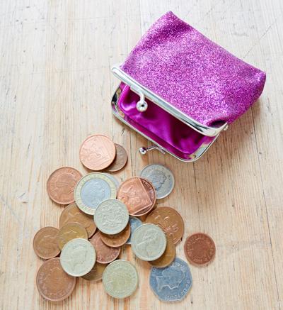 Image of a purse